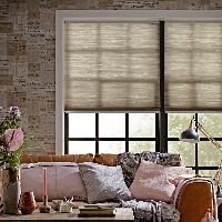 Compliment any decor with our range of Pleated Blinds fabrics