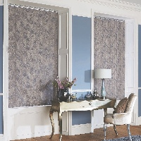 Make your windows the focal point of your room with stunning designer fabrics