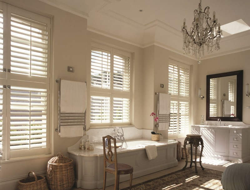 Shutters by Hannans of Preston